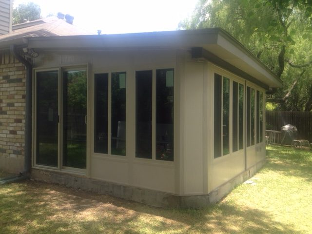 Patio Enclosures San Antonio Texas