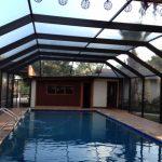 Pool enclosure in san antonio texas