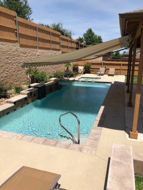 Retractable Awnings & Awnings Installation San Antonio TX ...