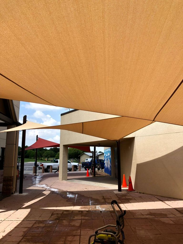 Commercial Awning & Shade Structure Services in San ...