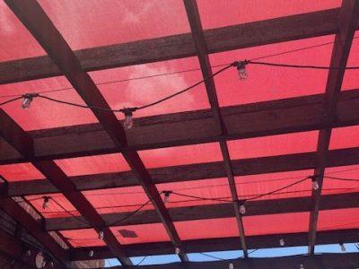 Restaurant Pergola & Shade Structure Texas